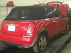 red mini cooper with black top miami dade kendall florida