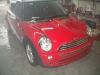 mini cooper body repair miami kendall