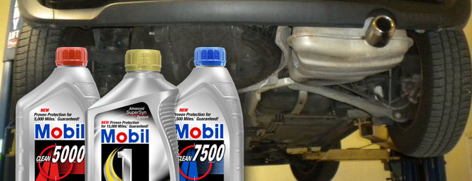 Oil Lube Change Service Miami Kendall