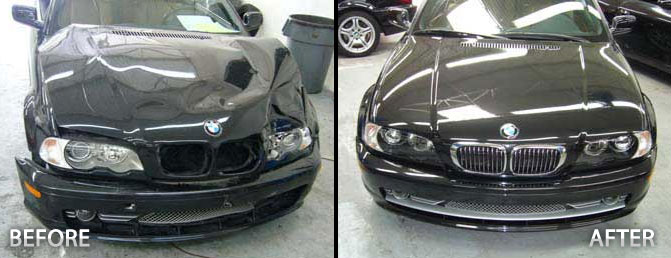 Paint Body Collision Repair Miami Kendall