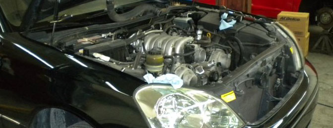 Timing Belt Replacement Miami Kendall